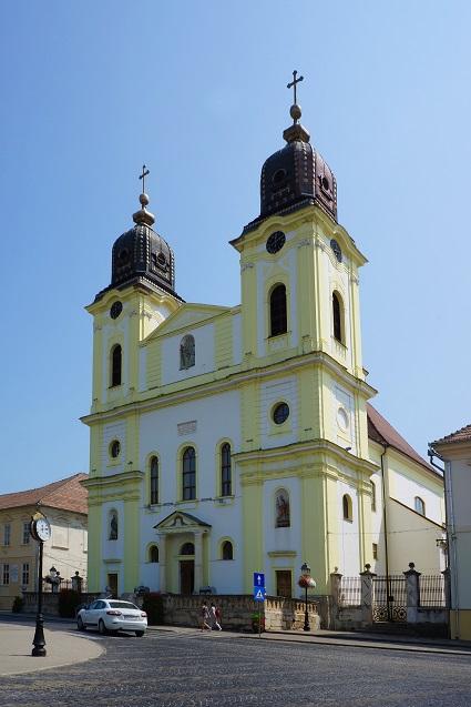 Blaj Catedrala Sfanta Treime