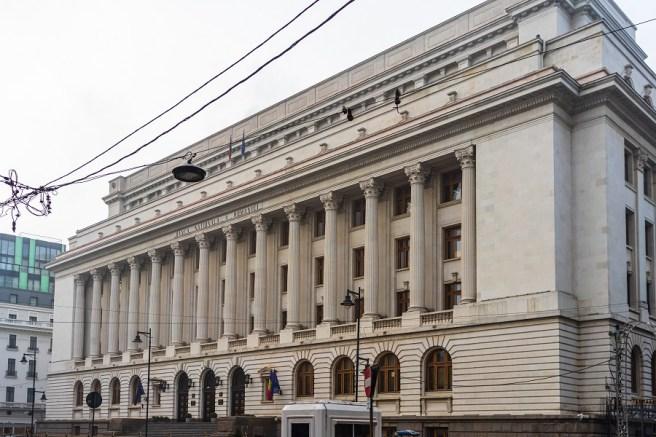 Palatul Băncii Naţionale a României (București)