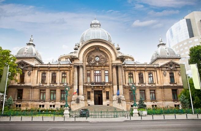 Palatul Casei de Economii şi Consemnaţiuni (C.E.C.) (București)