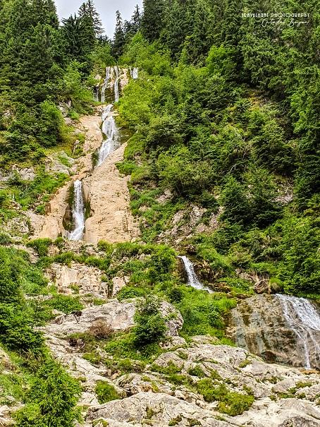 Cascada Cailor (jud. Maramureş)