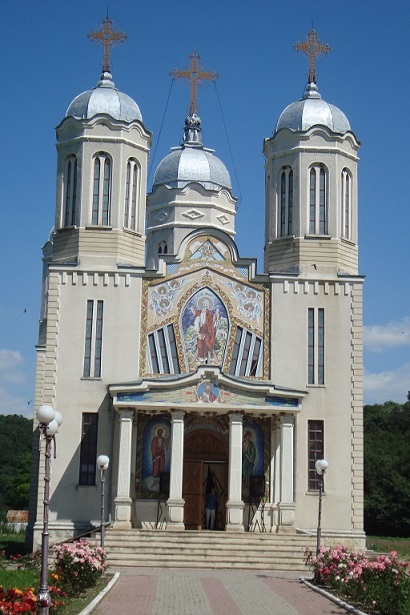 """Biserica mare cu hramul """"Sfântul Andrei"""" a Mănăstirii """"Sfântul Andrei"""" (jud. Constanța)"""