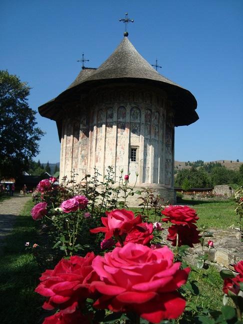 Mănăstirea Voroneț (jud. Suceava)
