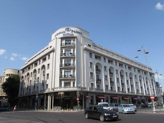 Athénée Palace Hilton (București)
