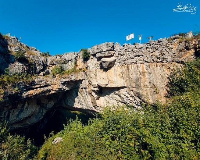 Podul lui Dumnezeu (Podul Natural de la Ponoarele, jud. Mehedinți)