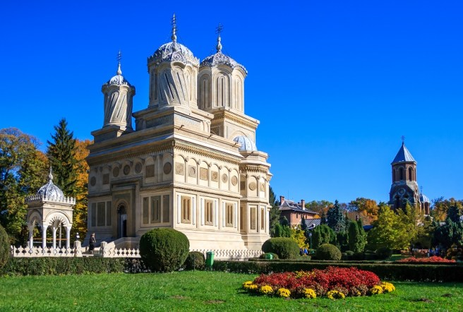 Mănăstirea Curtea de Argeș (jud. Argeș)