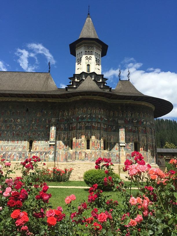 Mănăstirea Sucevița (jud. Suceava)