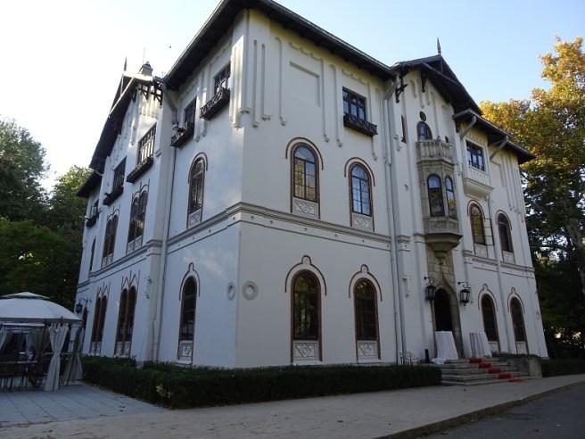 Palatul Știrbei (Buftea, jud. Ilfov)