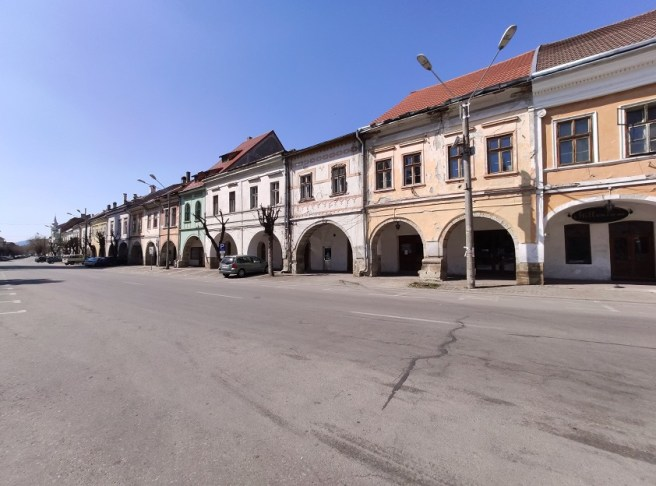 Ansamblul Sugălete (municipiul Bistrița, jud. Bistrița-Năsăud)