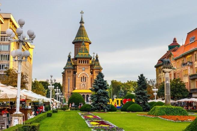 Catedrala Mitropolitană Ortodoxă (Timișoara, jud. Timiș)