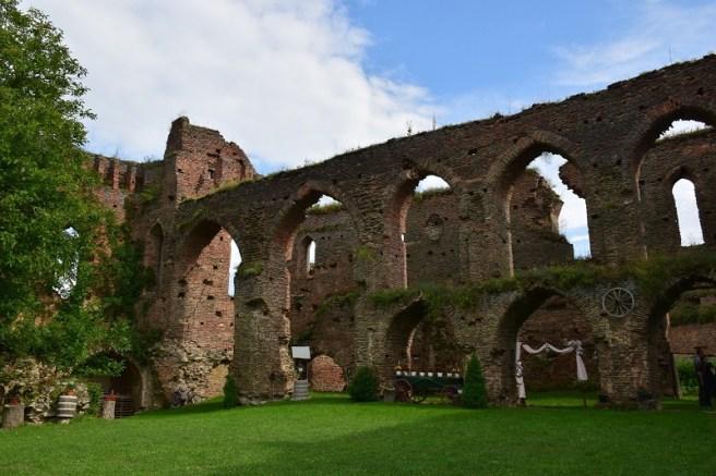 Cetatea ţărănească de la Slimnic (Stolzenburg) (jud. Sibiu)