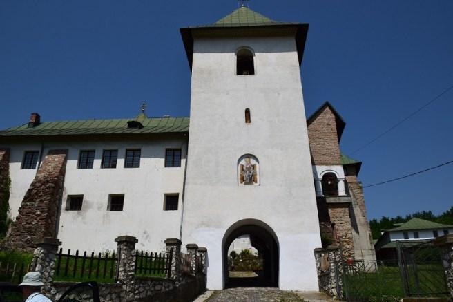 Turnul Clopotniţă al Mănăstirii Govora (jud. Vâlcea)