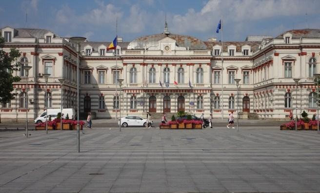 Palatul Administrativ (Bacău, jud. Bacău)