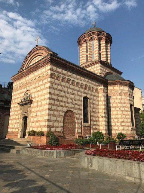 """Biserica Curtea Veche, cu hramul """"Buna Vestire"""" (București)"""