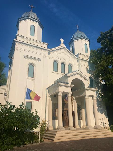 """Biserica """"Sfântul Nicolae""""-Tabacu (București)"""