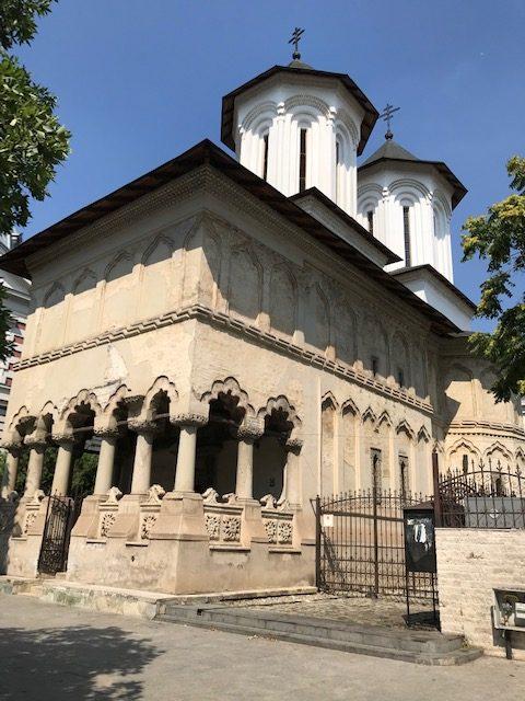 """Biserica """"Sfinții Trei Ierarhi"""" - Colțea (București)"""