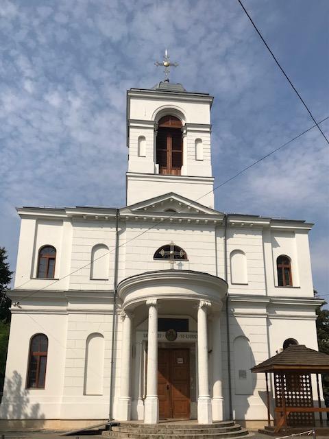 Biserica Sfânta Ecaterina (București)