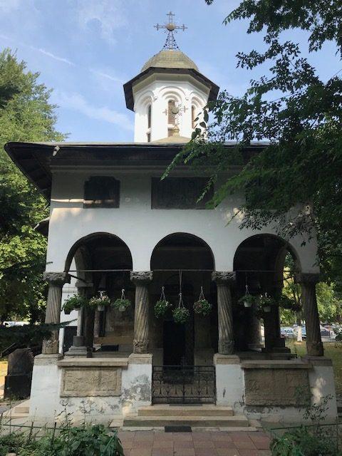 """Biserica """"Slobozia"""" (Bucureşti)"""