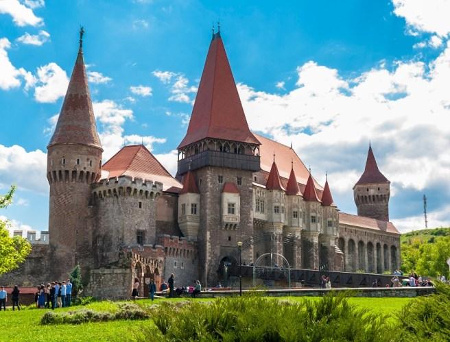 Castelul Corvinilor (Hunedoara)