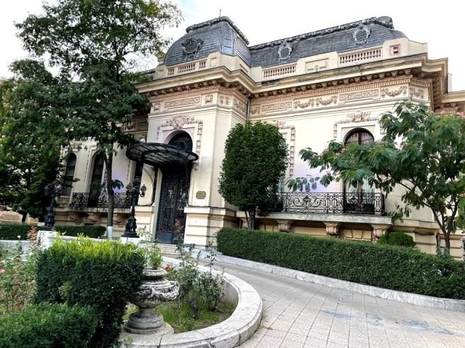 Casa Oamenilor de Ştiinţă (Casa Assan) (Bucureşti)