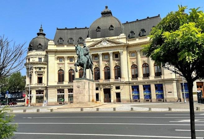Statuia ecvestră a Regelui Carol I (Bucureşti)