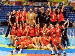 Spania, medalie de bronz la Campionatul Mondial de handbal feminin
