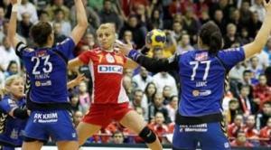 Handbal feminin, Liga Campionilor: Krim Liublijana-Oltchim 25-31(13-16)