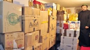 Alcala de Henares: O tonă de alimente neperisabile vor pleca în curând spre România
