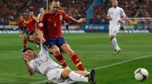 Preliminarii CM 2014: Spania scapă ca prin urechile acului de o înfrângere pe teren propriu