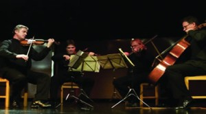 """Cvartetul Transilvan"" va concerta la Madrid"