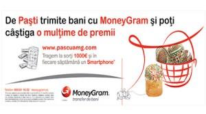 De Paşti, câte un smartphone pe săptămână şi un mare premiu de 1.000 de euro puse la bătaie de MoneyGram