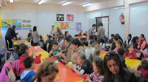 """Zaragoza: O nouă etapă a proiectului """"2013 - Anul Copilului în Zaragoza"""""""