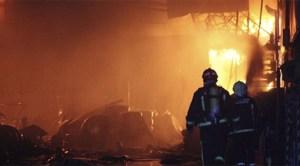 Albacete: Un cetăţean român a ars de viu într-o baracă dintr-o tabără ilegală