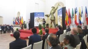 Castilia-La Mancha: Lectură în limba română a unor fragmente din opera lui Miguel de Cervantes