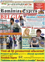 Romania Expres 3 - Editia Benelux