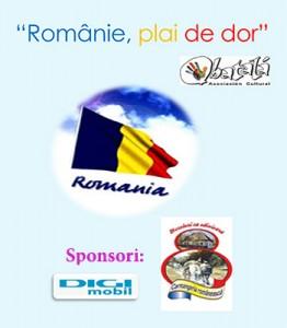 """Madrid, """"Românie, plai de dor"""", spectacol de Ziua României, în Coslada, cu peste 200 de elevi şi cu cântăreţul Ioan Marcu"""