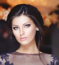 Alexandra Căruntu, reprezentanta Moldovei