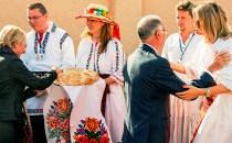 De Ziua României costumul popular românesc a fost iar la modă în Roquetas de Mar
