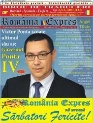 România Expres Nr. 27 - Ediţia Spania