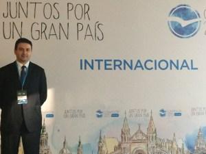 Marius Ioan la convenţia naţională a PP