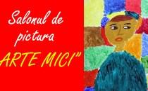 Concurs de pictură pentru copiii din România şi din diaspora cu vârste între 3 şi 15 ani
