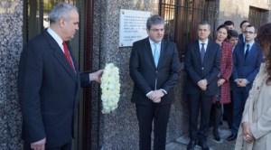Ambasada României la Madrid a participat la comemorarea victimelor atentatelor teroriste din 11 martie 2004