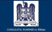 Calendarul consulatelor itinerante pe care Consulatul General al României la Bilbao urmează să le efectueze în decursul anului 2015
