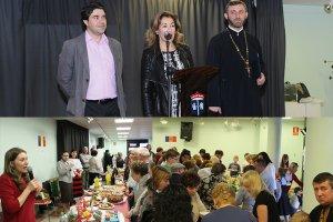 Expoziţie şi degustare de rețete culinare tipice de Paști ale comunităților europene rezidente în Valdemoro