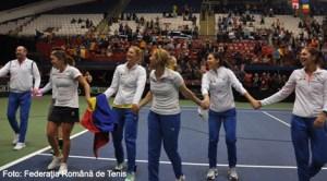 România revine în elita Fed Cup după 23 de ani
