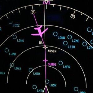 Radar de trafic aerian