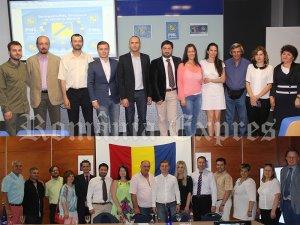 Delegaţia liberală la întâlnirile de la Madrid şi Coslada