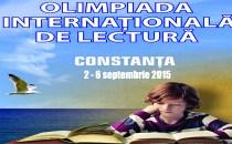 """""""Olimpiada internațională de lectură"""" – Constanța, 2 – 6 septembrie 2015"""