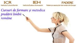 Coslada: Cursuri de formare şi metodica predării limbii române