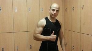 Sergio Morate, un individ suspectat de dublă crimă în Spania, arestat în România