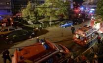 27 de morţi şi 184 de răniţi într-un incendiu dintr-un club din București